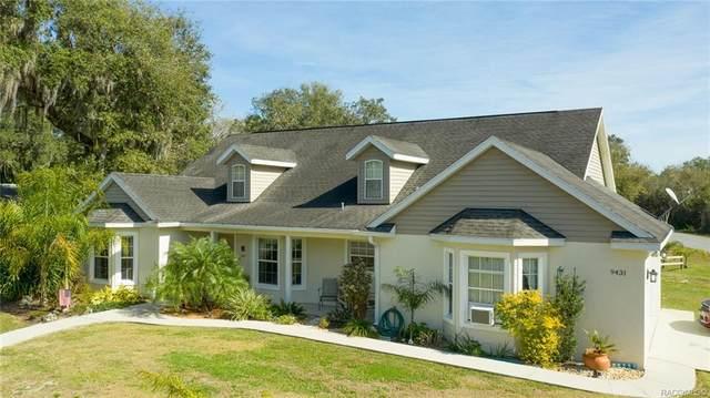 9431 E Southgate Drive, Inverness, FL 34450 (MLS #798073) :: Plantation Realty Inc.