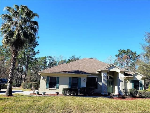 106 Daisy Street, Homosassa, FL 34446 (MLS #798077) :: Plantation Realty Inc.