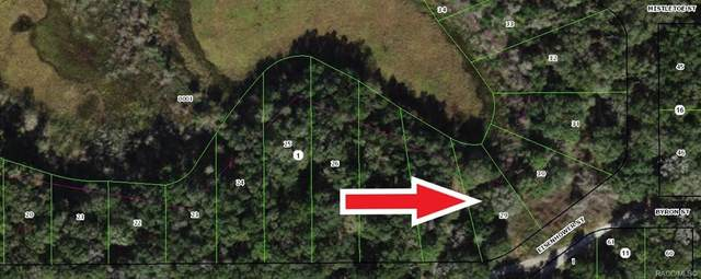 2214 Eisenhower Street, Inverness, FL 34453 (MLS #798101) :: Plantation Realty Inc.