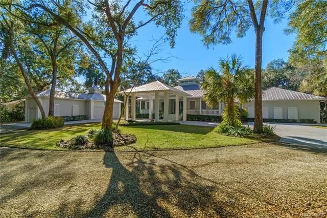 20 Captains Cove Road, Inglis, FL 34449 (MLS #798104) :: Plantation Realty Inc.