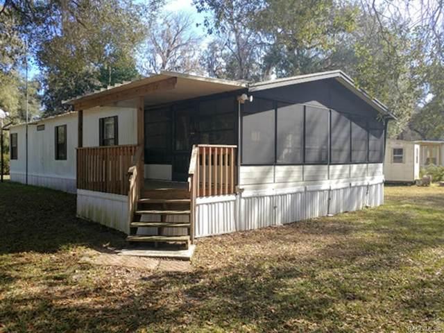 8768 Cr 624A/Wright Way, Bushnell, FL 33513 (MLS #798126) :: Plantation Realty Inc.