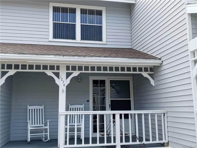 1274 Cypress Cove Court, Inverness, FL 34450 (MLS #798130) :: Plantation Realty Inc.