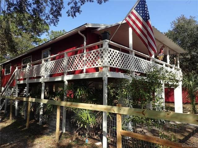 9610 S Lotus Point, Homosassa, FL 34448 (MLS #798155) :: Plantation Realty Inc.