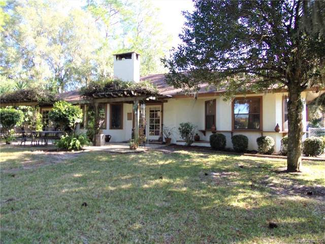 11740 Camp Drive, Dunnellon, FL 34432 (MLS #798160) :: Plantation Realty Inc.