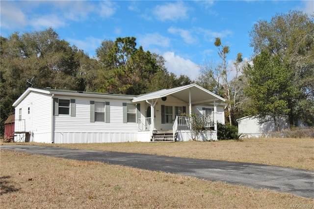 5144 N Tanglewood Avenue, Hernando, FL 34442 (MLS #798170) :: Plantation Realty Inc.