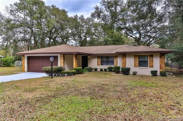 10335 N Abby Drive, Citrus Springs, FL 34434 (MLS #798181) :: Plantation Realty Inc.