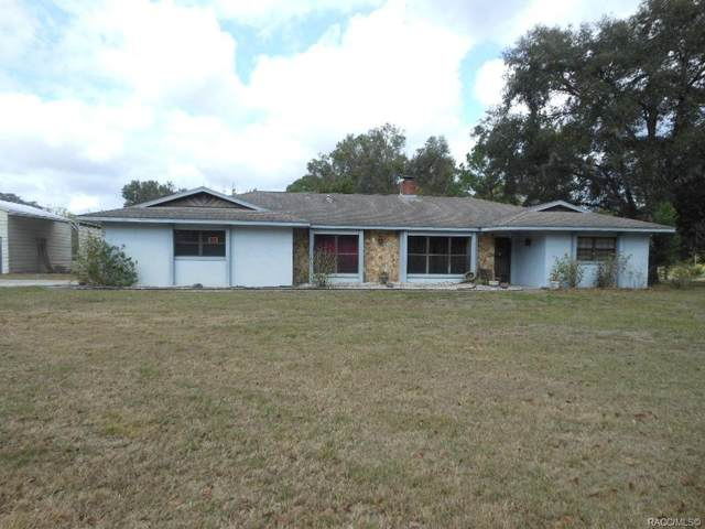 7629 E Applewood Drive, Inverness, FL 34450 (MLS #798187) :: Plantation Realty Inc.