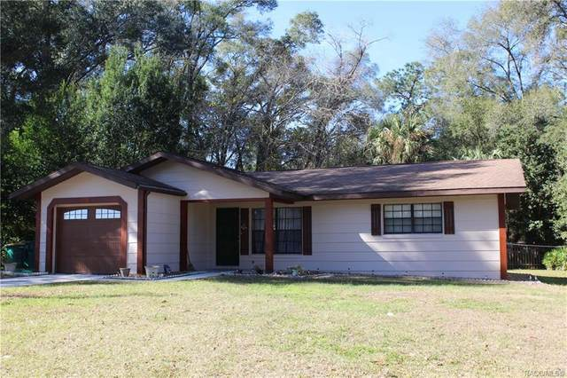 719 Mayflower Avenue, Inverness, FL 34452 (MLS #798193) :: Plantation Realty Inc.