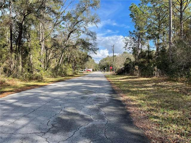 3309 E Kennedy Street, Inverness, FL 34453 (MLS #798209) :: Plantation Realty Inc.