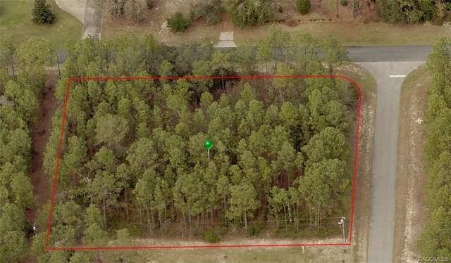 5415 W Pawnee Drive, Beverly Hills, FL 34465 (MLS #798278) :: Plantation Realty Inc.