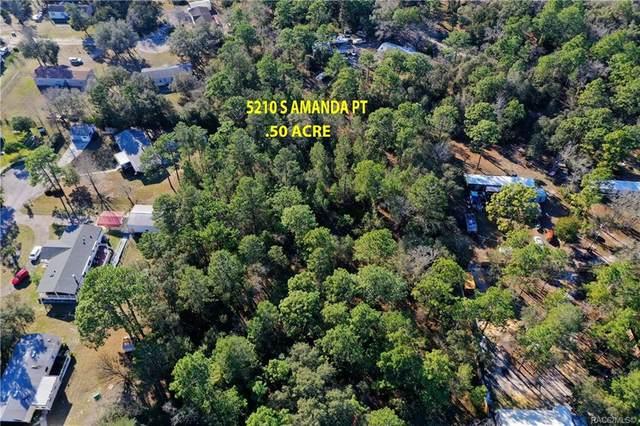 5210 S Amanda Point, Homosassa, FL 34446 (MLS #798372) :: Plantation Realty Inc.