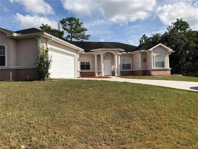 12 Nemesia Court E, Homosassa, FL 34446 (MLS #798419) :: Plantation Realty Inc.