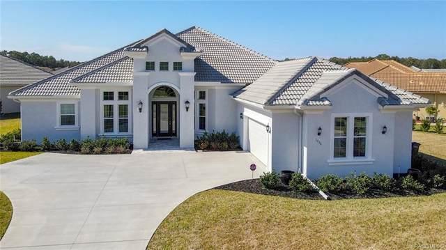 1036 N Hunt Club Drive, Hernando, FL 34442 (MLS #798425) :: Plantation Realty Inc.
