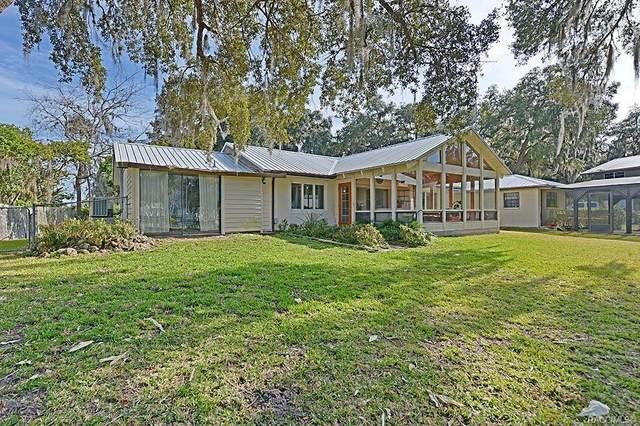 16623 W River Road, Inglis, FL 34449 (MLS #798593) :: Plantation Realty Inc.