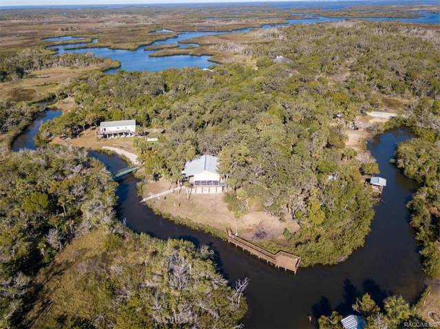 1145 S Urchin Point, Crystal River, FL 34429 (MLS #798595) :: Plantation Realty Inc.