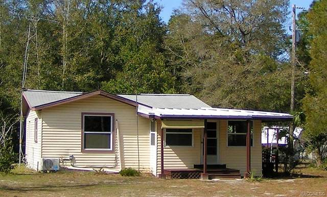 2464 N Crede Avenue, Crystal River, FL 34428 (MLS #798676) :: Plantation Realty Inc.