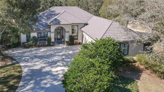 2834 N Prestwick Way, Lecanto, FL 34461 (MLS #798679) :: Plantation Realty Inc.