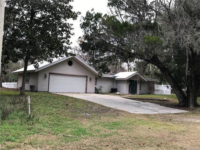 40 N Lee Terrace, Inglis, FL 34449 (MLS #798705) :: Plantation Realty Inc.