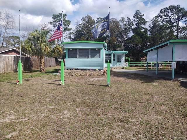 3045 S Lee Way, Homosassa, FL 34448 (MLS #798708) :: Plantation Realty Inc.