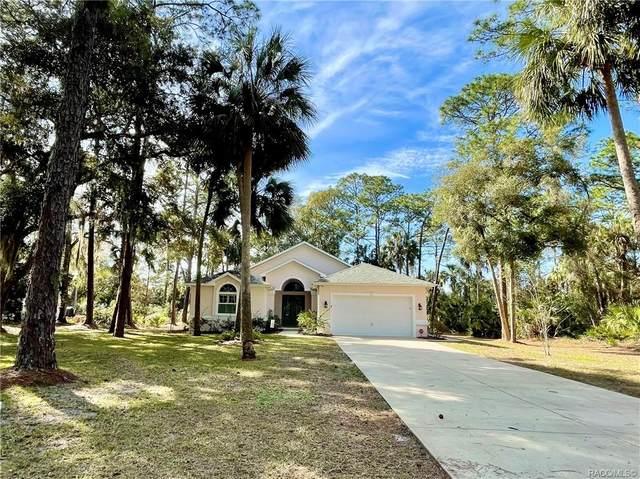 7 Nancy Parkway, Yankeetown, FL 34498 (MLS #798718) :: Plantation Realty Inc.