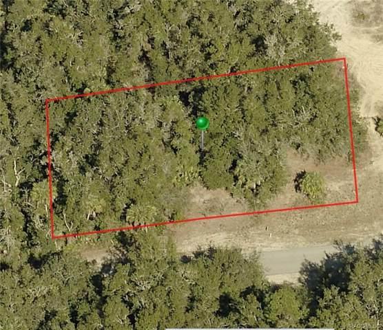 000 NE 13th Street, Crystal River, FL 34428 (MLS #798719) :: Plantation Realty Inc.