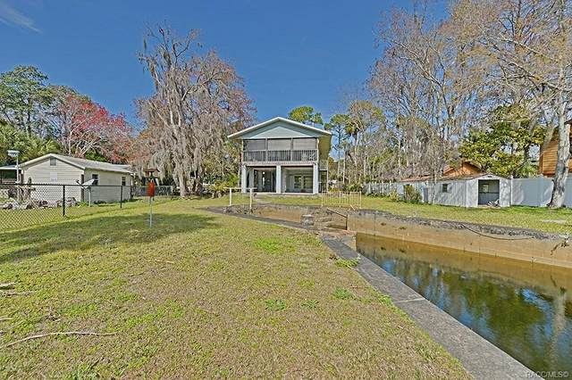 5701 Riverside Drive, Yankeetown, FL 34498 (MLS #798732) :: Plantation Realty Inc.