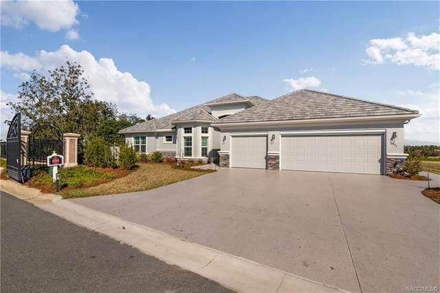 1407 W Beacon Hill Drive, Hernando, FL 34442 (MLS #798742) :: Plantation Realty Inc.