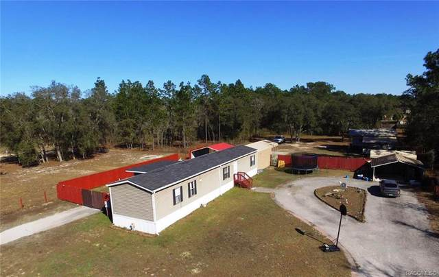 4371 SW 190th Court, Dunnellon, FL 34432 (MLS #798745) :: Plantation Realty Inc.