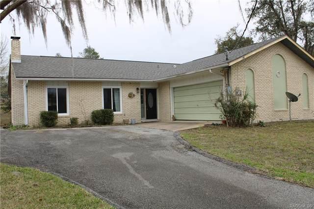 1521 S Hillock Terrace, Inverness, FL 34452 (MLS #798785) :: Plantation Realty Inc.