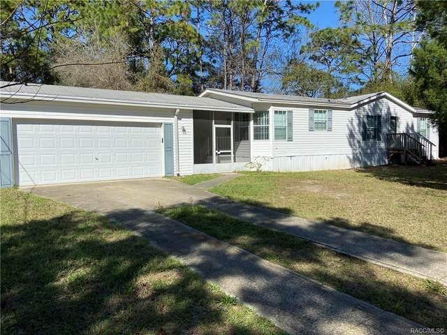 6781 W Grant Street, Homosassa, FL 34448 (MLS #798917) :: Plantation Realty Inc.