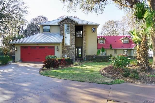 9715 W Riverwood Drive, Crystal River, FL 34428 (MLS #798923) :: Plantation Realty Inc.