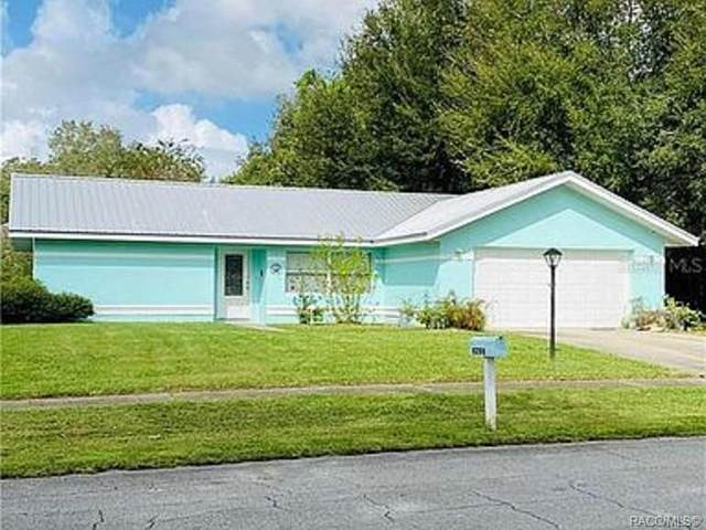 9298 N Ashbury Drive, Citrus Springs, FL 34434 (MLS #798931) :: Plantation Realty Inc.