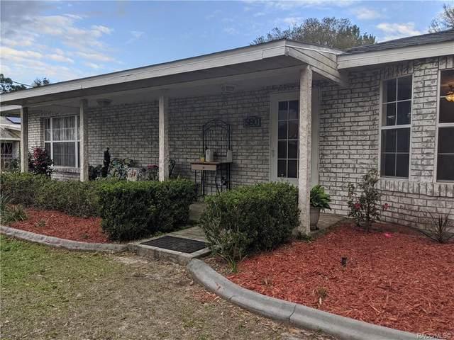 5190 W Marge Lane, Dunnellon, FL 34433 (MLS #798942) :: Plantation Realty Inc.