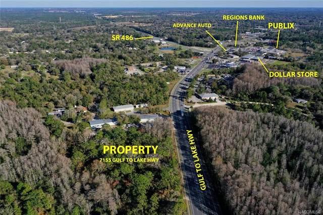 7155 Gulf To Lake, Crystal River, FL 34429 (MLS #798965) :: Plantation Realty Inc.