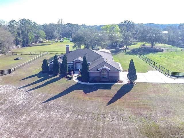 6986 County Road 631, Bushnell, FL 33513 (MLS #798976) :: Plantation Realty Inc.