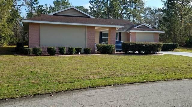 25 Salvia Court, Homosassa, FL 34446 (MLS #798982) :: Plantation Realty Inc.