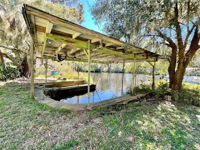 6111 Riverside Drive, Yankeetown, FL 34449 (MLS #799003) :: Pristine Properties