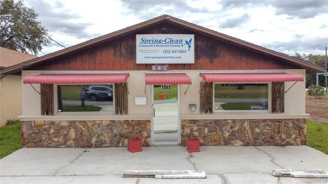 1065 N Paul Drive, Inverness, FL 34453 (MLS #799005) :: Plantation Realty Inc.