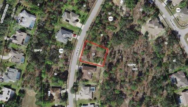 85 Vinca Street, Homosassa, FL 34446 (MLS #799026) :: Plantation Realty Inc.