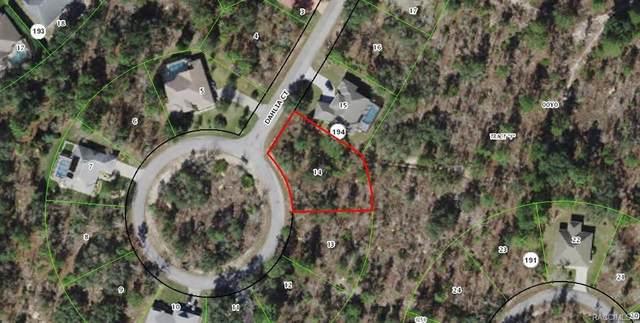 24 Dahlia Court S, Homosassa, FL 34446 (MLS #799028) :: Plantation Realty Inc.