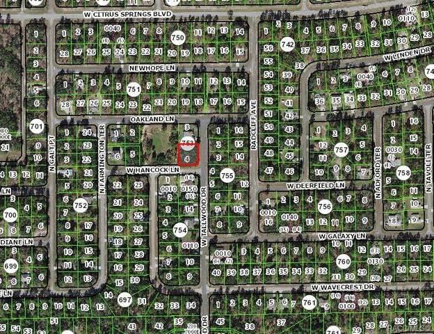 7186 N Tallwood Drive, Citrus Springs, FL 34434 (MLS #799029) :: Plantation Realty Inc.