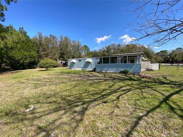 87 Cove Road, Inglis, FL 34449 (MLS #799037) :: Plantation Realty Inc.