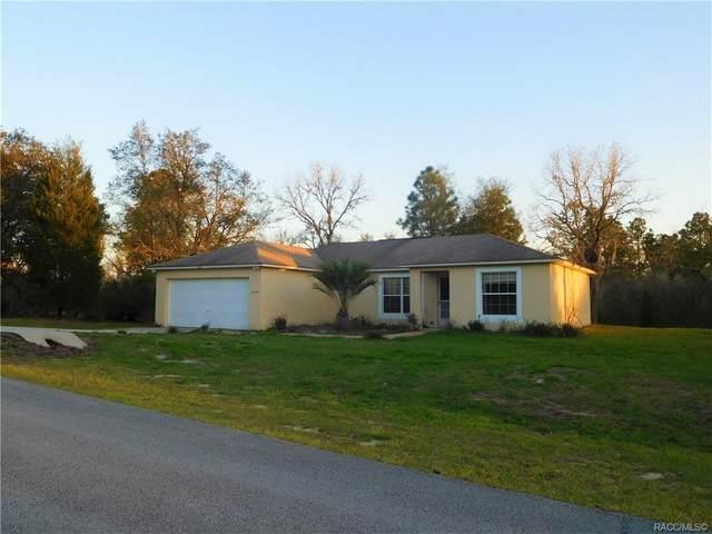 22798 SW Breakwater Boulevard, Dunnellon, FL 34431 (MLS #799051) :: Plantation Realty Inc.