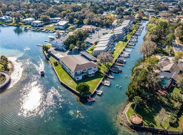 16 Beach Lane #101, Crystal River, FL 34429 (MLS #799066) :: Plantation Realty Inc.