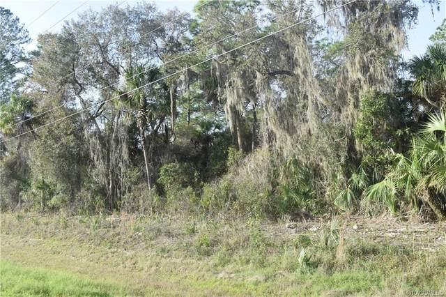 5348 N Suncoast Boulevard, Crystal River, FL 34428 (MLS #799098) :: Plantation Realty Inc.
