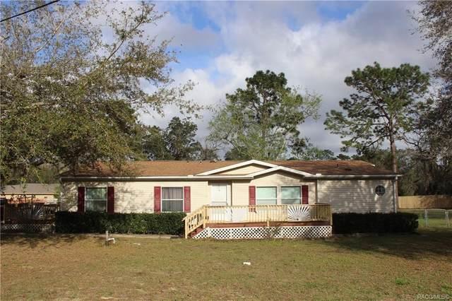4391 S Leisure Boulevard, Homosassa, FL 34461 (MLS #799123) :: Plantation Realty Inc.