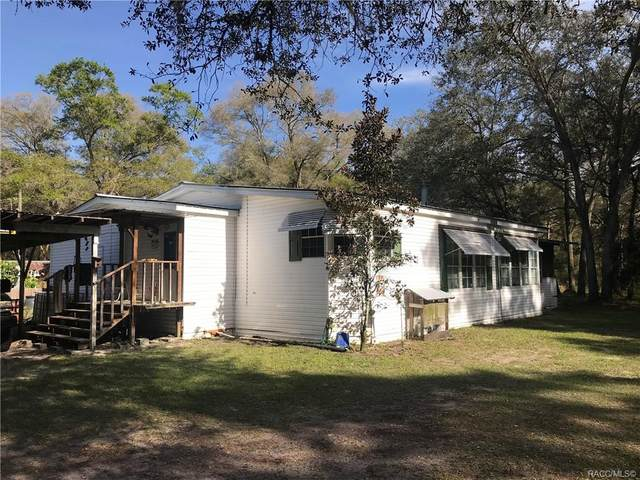 10275 SW 53rd Terrace, Bushnell, FL 33513 (MLS #799186) :: Plantation Realty Inc.