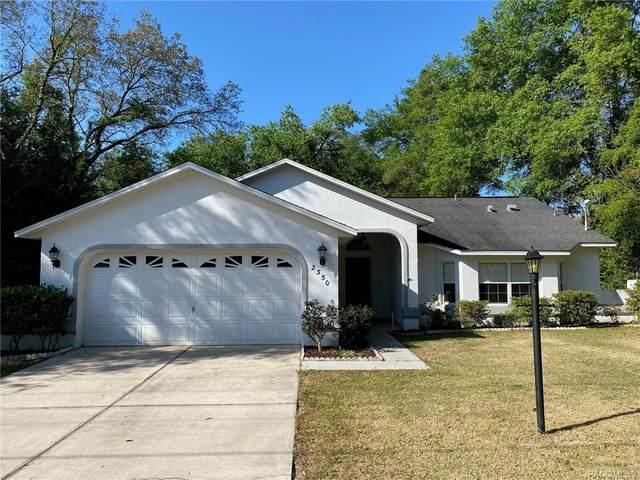 2350 W Arbutus Drive, Citrus Springs, FL 34434 (MLS #799202) :: Plantation Realty Inc.