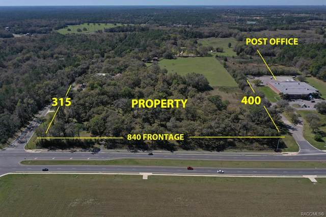 420 S Lecanto Highway, Lecanto, FL 34461 (MLS #799215) :: Plantation Realty Inc.