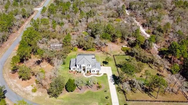 2157 N Stampede Drive, Beverly Hills, FL 34465 (MLS #799225) :: Plantation Realty Inc.